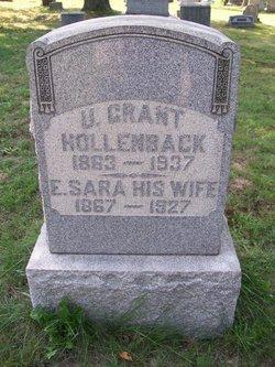 Ulysses Grant Hollenback