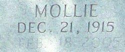 Mollie <I>Sweet</I> Cooper