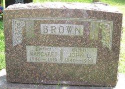Margaret <I>Wardlaw</I> Brown