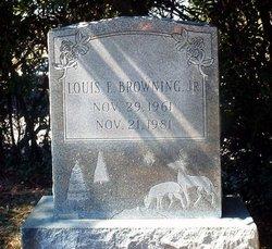 Louis Edwin Browning, Jr