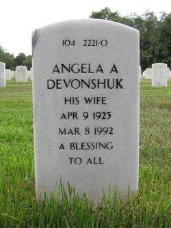 Angela A Devonshuk