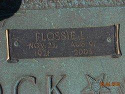 Flossie <I>Carroll</I> Craddock
