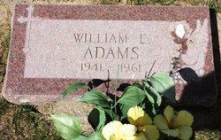 William Eugene Adams