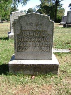 daf32ab35357 Nancy Louise Ward Robertson (1863-1943) - Find A Grave Memorial