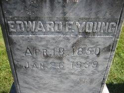 Edward F Young