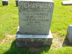 Isaac Chapman