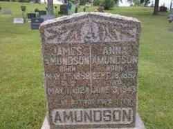 Anna <I>Nelson</I> Amundson