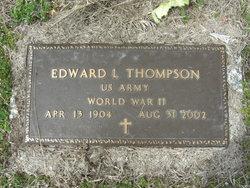 Edward Leonard Thompson