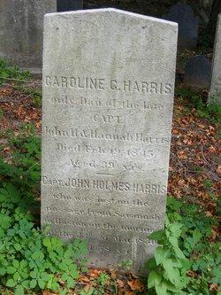 Caroline G. Harris
