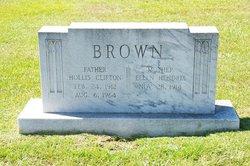 Ellen <I>Hendrix</I> Brown