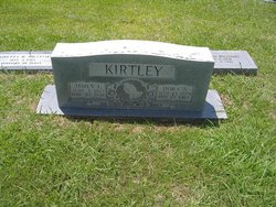 Dora Ann <I>Lawson</I> Kirtley