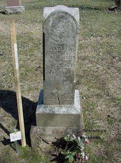 Mary Ann <I>Barr</I> Clinesmith