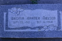 Virginia Harmer <I>Cla</I> Nielsen