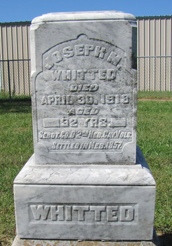 Joseph Marion Whitted