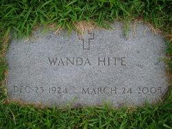 Wanda Lee <I>Warren</I> Hite