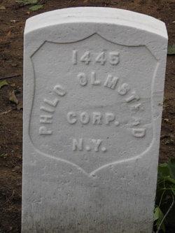 Corp Philo Olmstead