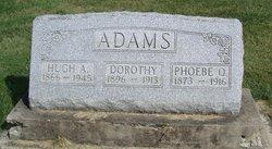 Phoebe Queen Worth Adams 1873 1917 Find A Grave Memorial