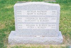 Flora Lillian <I>Bradbury</I> Bursey