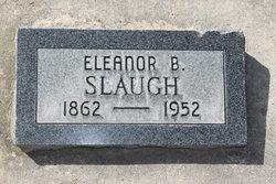 Eleanor <I>Backhouse</I> Slaugh
