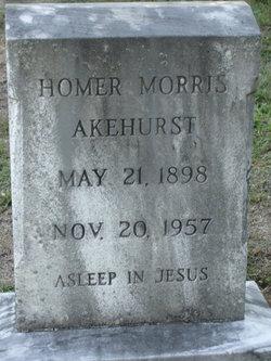 Homer Morris Akehurst