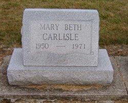 Mary Beth Carlisle