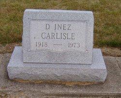 Dorothy Inez <I>Deardorff</I> Carlisle