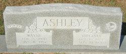 Virginia Doris <I>Davis</I> Ashley