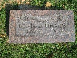 Delvia D Edwards
