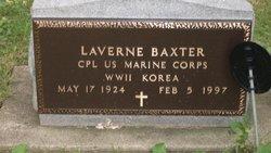 Laverne Baxter