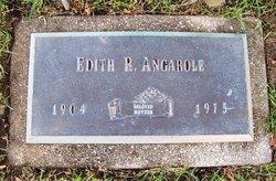 Edith R <I>Peterson</I> Angarole