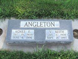 """Virgil Keith """"Keith"""" Angleton"""