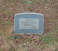 Emmer Jane <I>Matthis</I> Merrell