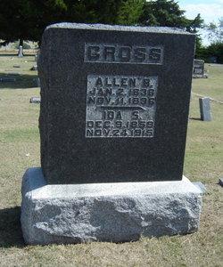 Ida Susan <I>Sierer</I> Cross