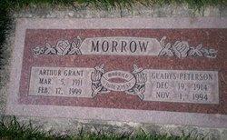 Gladys <I>Peterson</I> Morrow