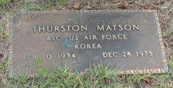 Thurston Matson