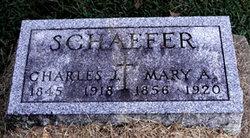 Mary A Schaefer