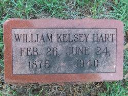 William Kelsey Hart