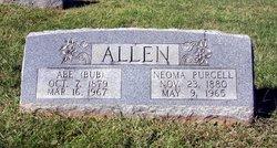 """Abe """"Bub"""" Allen"""