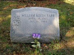 William Keith Farr