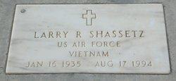 Larry R. Shassetz