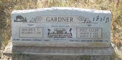 "Maurice Clark ""Maury"" Gardner"