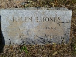 Helen <I>Blackford</I> Jones