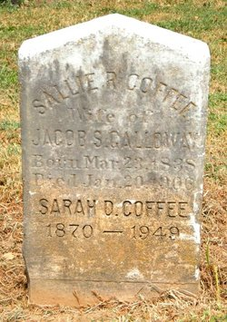 Sarah Donelson Coffee