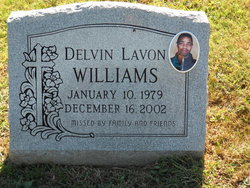 Delvin Lavon Williams
