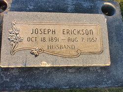 Joseph Erickson