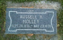 Russell H Holley