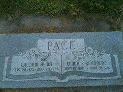 William Alma Pace