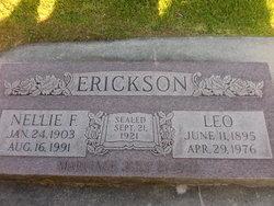 Nellie <I>Ferguson</I> Erickson