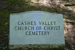 Cashes Valley Church of Christ Cemetery