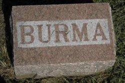 Burma Fay <I>Hopkins</I> Kohl